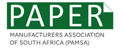 Paper Manufacturers Association of South Africa [logo]