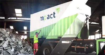 Mpact Recycling - Cape Town 2016